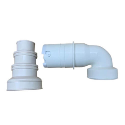 Discharge Elbow Complete For Sani Plus II Macerating Unit Product Image