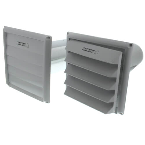 """COM5P Plastic Supply & Exhaust Hood Combination (Pair), 5"""" Duct Product Image"""
