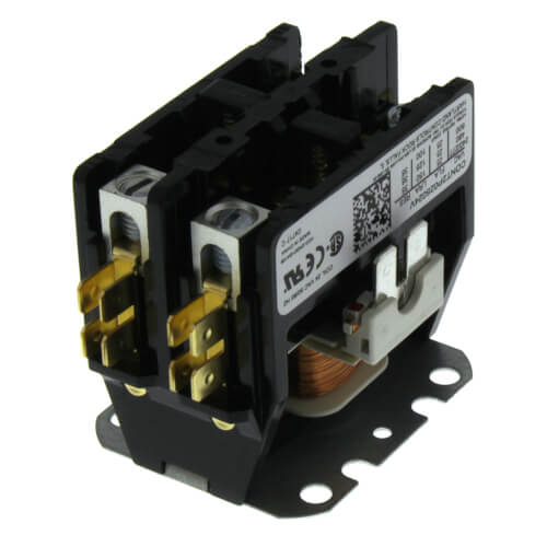 2 Pole, 25 Amp Contactor (24v) Product Image
