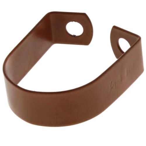 "1-1/2"" Copper Epoxy Coated Band Hanger Product Image"