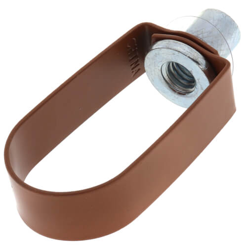 """1"""" Copper Epoxy Coated Em-Lok Swivel Ring Product Image"""