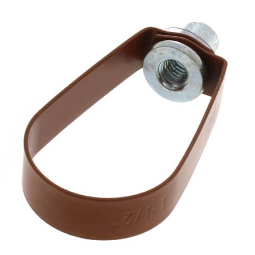 """1-1/2"""" Copper Epoxy Coated Em-Lok Swivel Ring Product Image"""