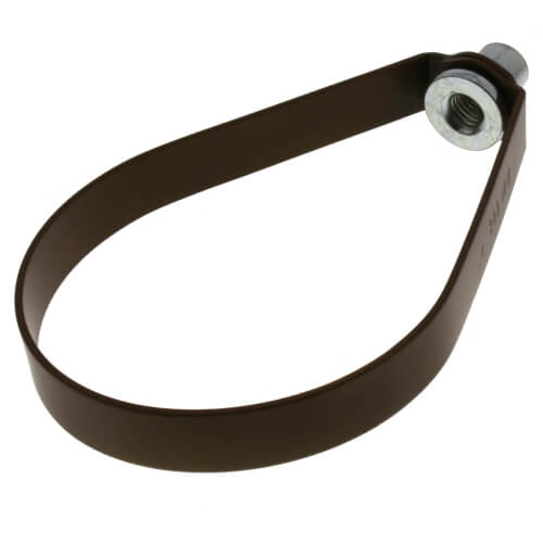 """4"""" Copper Epoxy Coated Em-Lok Swivel Ring Product Image"""