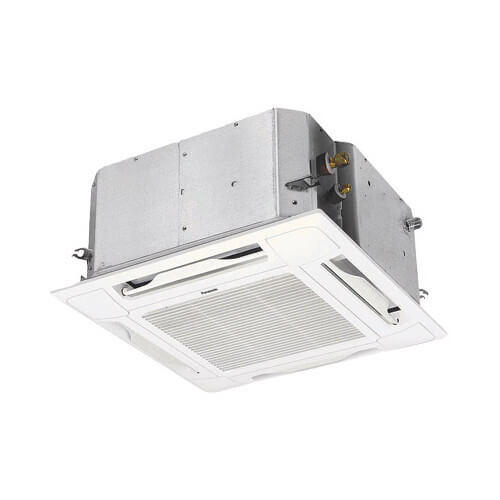 17,500 BTU Mini-Split Ceiling Recessed Heat Pump & Air Conditioner (Indoor Unit) Product Image