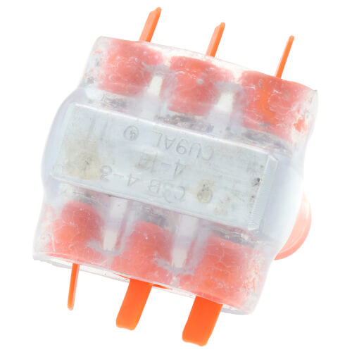 Multi-Tap Encapsulated Cable Block, 2-Way Config., 3 Outlets, 4 AWG-14 Str Product Image