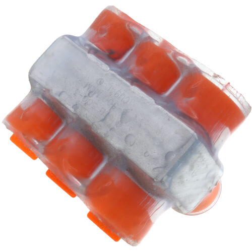 Multi-Tap Encapsulated Cable Block, 2-Way Config., 3 Outlets, 500 AWG-6 Str Product Image