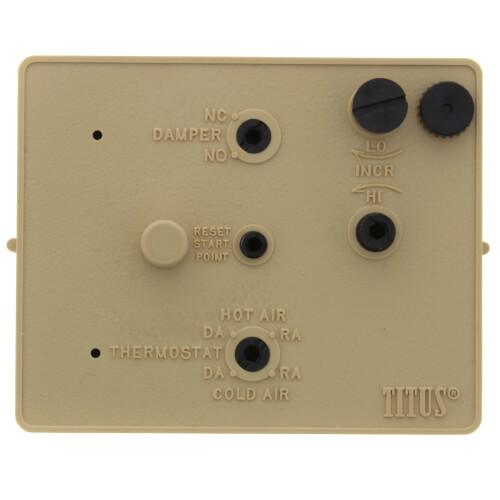 Titus II Reset Volume Controlr Product Image