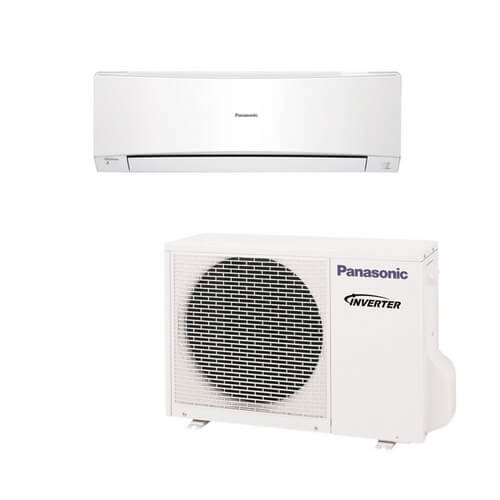 csu e12jkk 1 panasonic csu e12jkk 1 11 900 btu ductless wall mounted single zone inverter. Black Bedroom Furniture Sets. Home Design Ideas