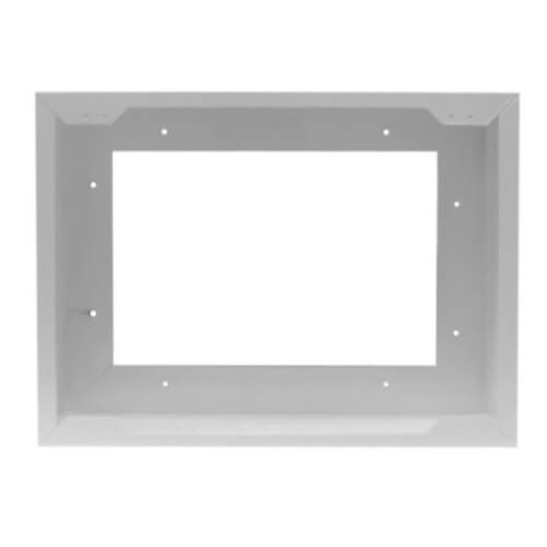 Com-Pak Twin Metal Surface Mount Adapter (White) Product Image