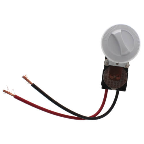 Single Pole Field Mount Thermostat for Com-Pak Plus Heaters (White) Product Image