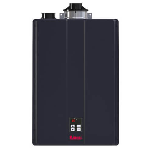 CU160IN 160,000 BTU, Commercial Condensing Indoor Tankless Water Heater (Natural Gas) Product Image