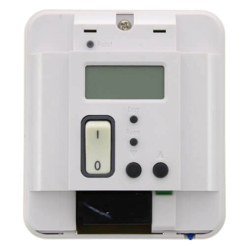 Digital Non-Programmable Heat Only Radiant Floor Thermostat with 10 Ft. Floor Sensor Product Image