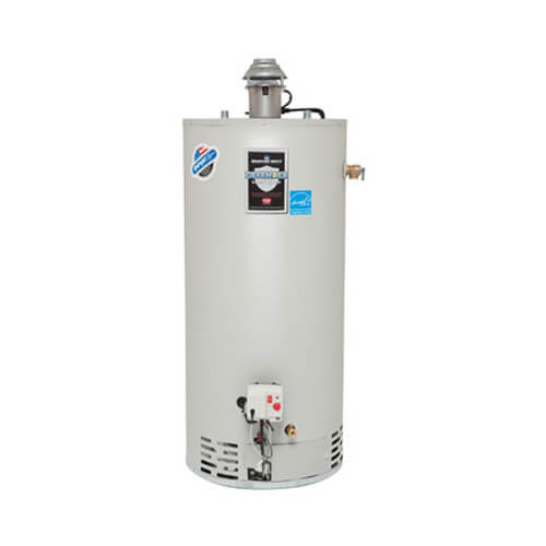 40 Gallon - 38,000 BTU Defender Safety System Damper Atmos. Vent High EF Energy Saver Residential Water Heater (Nat Gas) Product Image