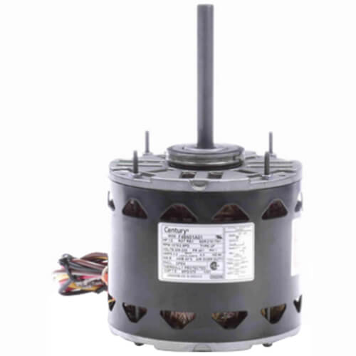 "5-5/8"" 2-Speed Standard Efficiency Indoor Blower Motor (208-230V, 1075 RPM, 1/2 HP) Product Image"