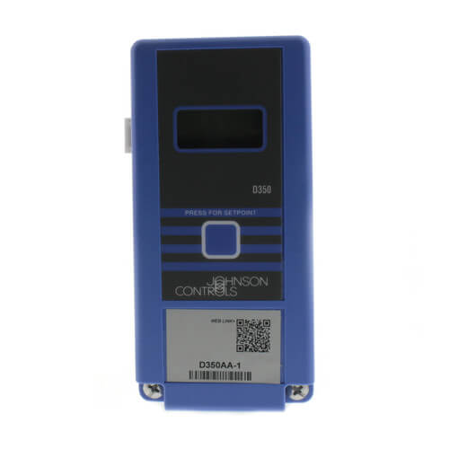 D350 Temperature Display Module w/ Fahrenheit Scale Product Image