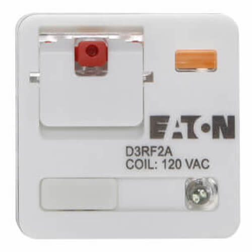 General Purpose Ice Cube Relay, 8-pin, DPDT, 2P (120V, 10 Amp) Product Image