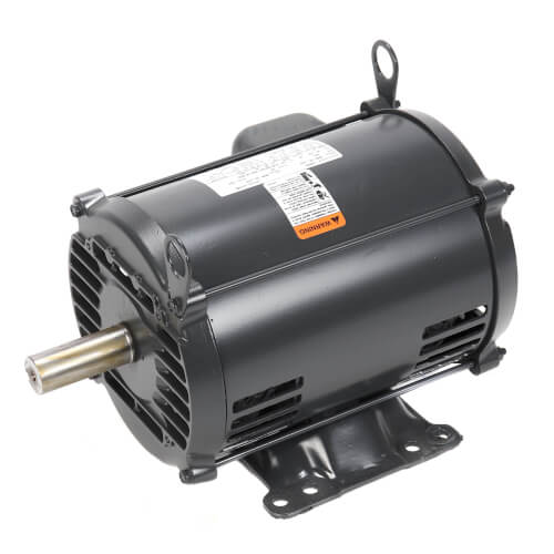 3-Phase General Purpose Motor (208-230/460V, 5 HP 1800 RPM) Product Image