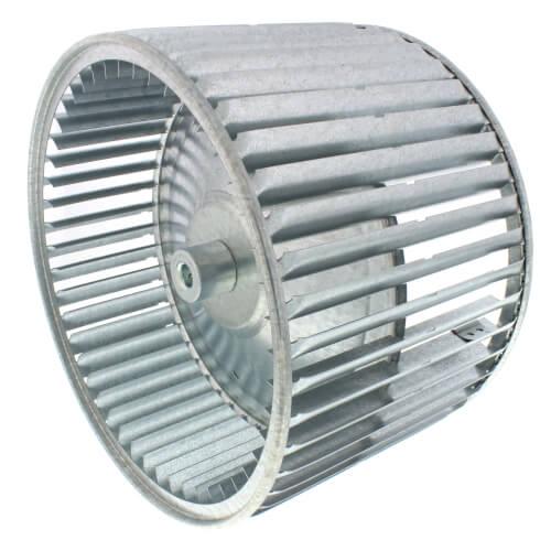"10"" x 7"" CCW 1/2"" Blower Wheel Product Image"
