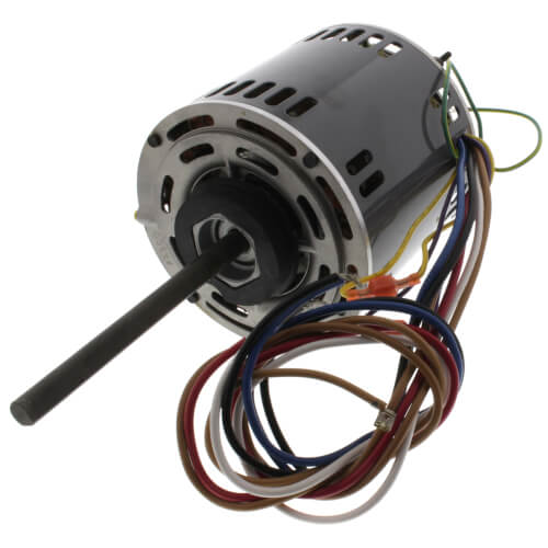 3-Sd 1075 RPM Direct Drive Blower Motor (10.5 - 6.9 - 4.8A, 115 V) Fasco Relay Wiring on