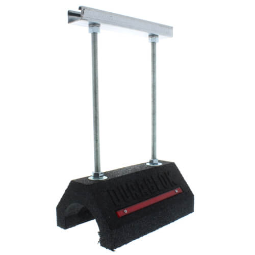 """DBE Series Dura-Blok Support w/ Rod Risers & Channel (5-1/2"""" - 16"""") Product Image"""