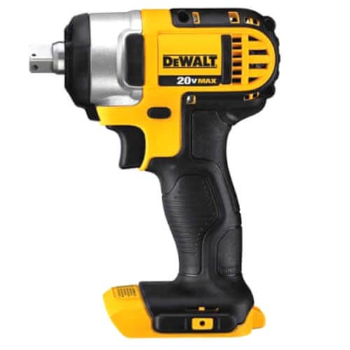 """20V Max 1/2"""" Impact Wrench w/ Detent Pin (Bare Tool Only) Product Image"""