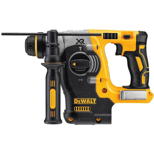 "20V MAX XR 1"" Brushless L-Shape SDS Plus Rotary Hammer (Bare) Product Image"