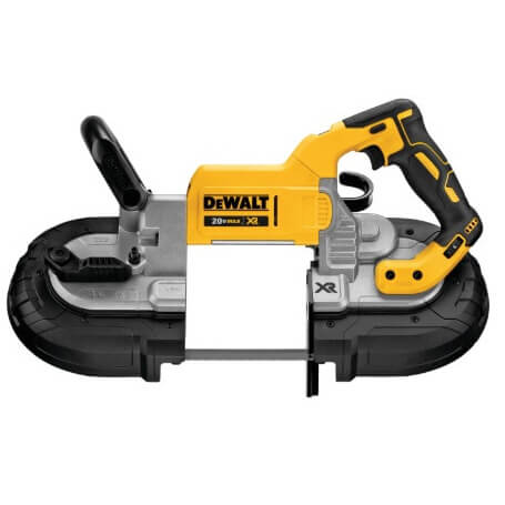 20V MAX Lithium-Ion Cordless Brushless Deep Cut Band Saw (Tool Only) Product Image