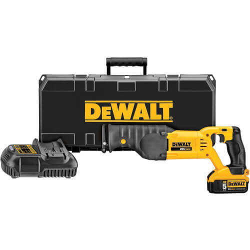 20V MAX Cordless Reciprocating Saw Kit with Battery, Charger and Case Product Image
