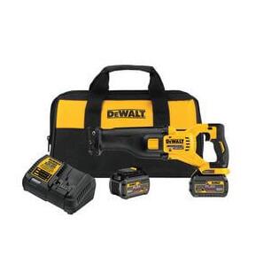 FLEXVOLT 60V MAX Brushless Reciprocating Saw 2 Battery Kit Product Image