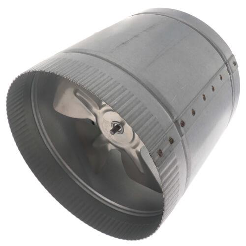 "8"" Duct Booster Fan (315 CFM, 120V) Product Image"