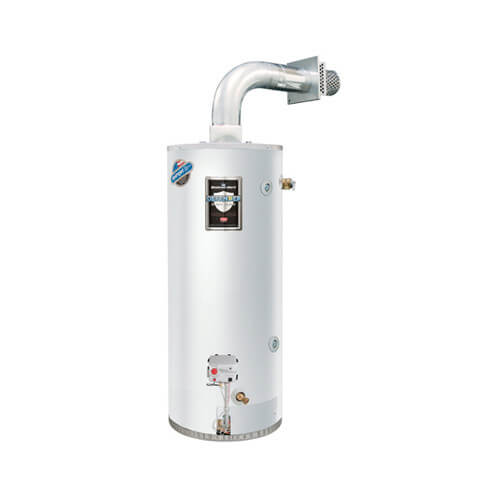 65 Gallon - 55,000 BTU Defender Safety System High Input Direct Vent Energy Saver Residential Water Heater (Nat Gas) Product Image