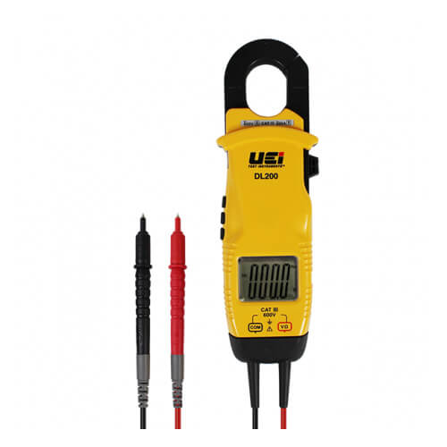 CATIII Clamp-On Meter and Voltage Tester Product Image
