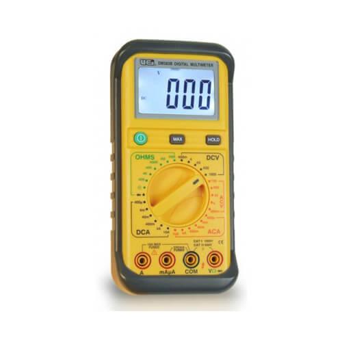 dm383b uei test instruments dm383b dm383b digital multimeter rh supplyhouse com uei dm 383 digital multimeter manual dm383 digital multimeter manual