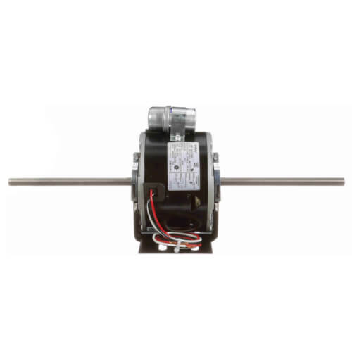 "5-5/8"" Double Shaft Fan/Blower Motor (230V, 1075 RPM, 1/4 HP) Product Image"