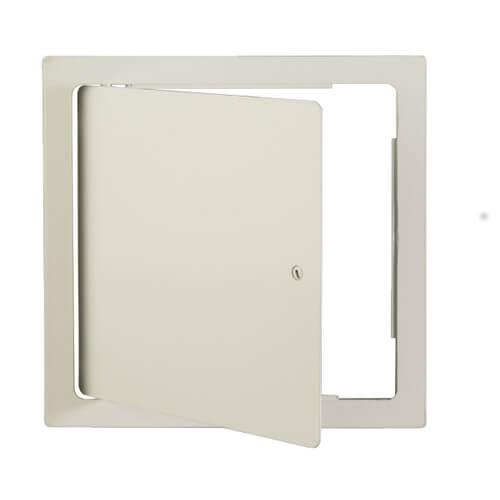 """12"""" x 12"""" Universal Flush Access Door Door w/ Lock & Key (Steel) Product Image"""