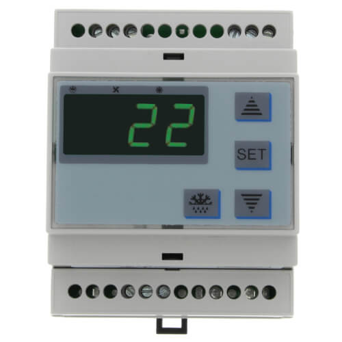 Solar Differential Temperature Control with Din Rail Product Image