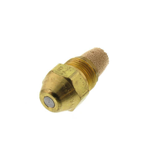 Type A Hollow 60° Brass Oil Nozzle (0.75 GPH) Product Image