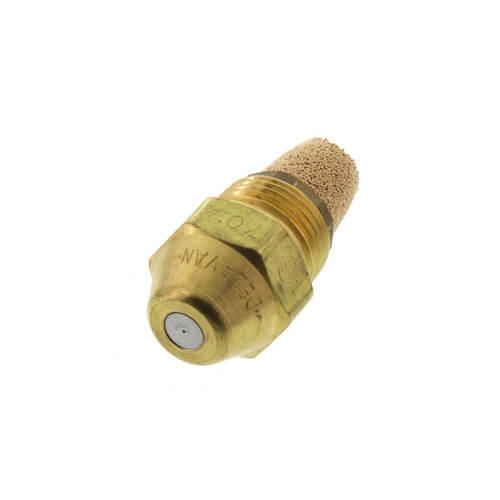 Type A Hollow 70° Brass Oil Nozzle (0.85 GPH) Product Image