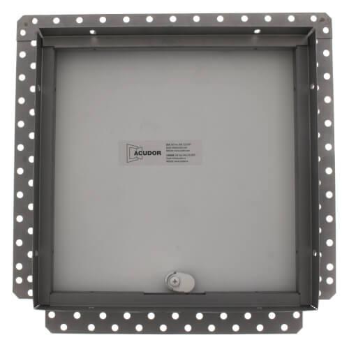 "10"" x 10"" Drywall Access Door w/ Cylinder Lock & Key Product Image"