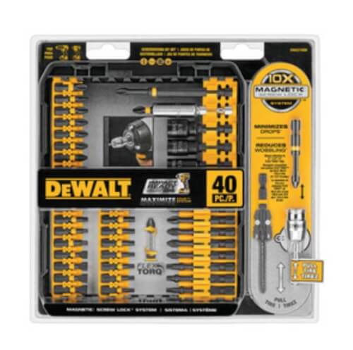 40 Piece Impact Ready Screw Driving Set Product Image