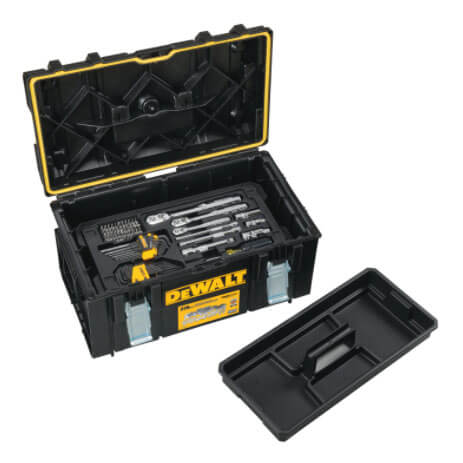 "226 Piece Mechanical Drive Tool Set w/ Tough System Case (1/4"", 5/16"", 3/8"") Product Image"