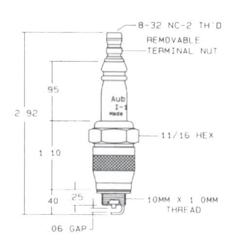 Auburn Electrode Product Image