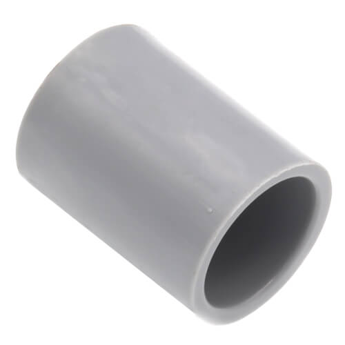 "1/2"" PVC Standard Coupling Product Image"