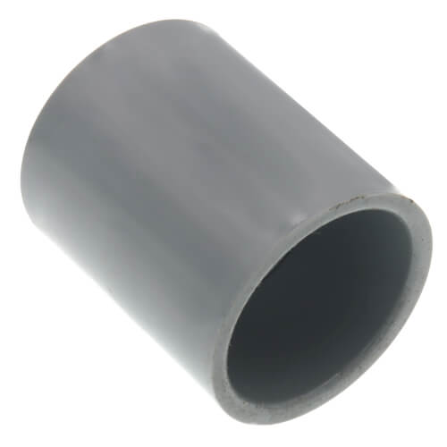 """1"""" PVC Standard Coupling Product Image"""