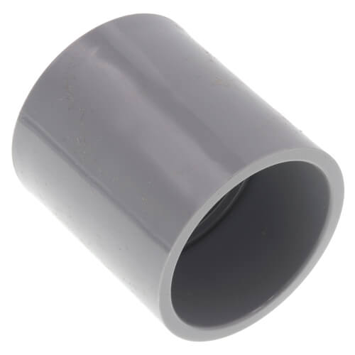 "1-1/4"" PVC Standard Coupling Product Image"