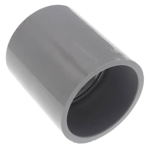 "1-1/2"" PVC Standard Coupling Product Image"