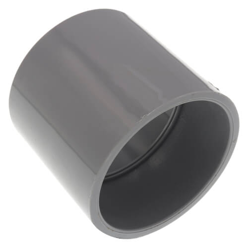 """2"""" PVC Standard Coupling Product Image"""