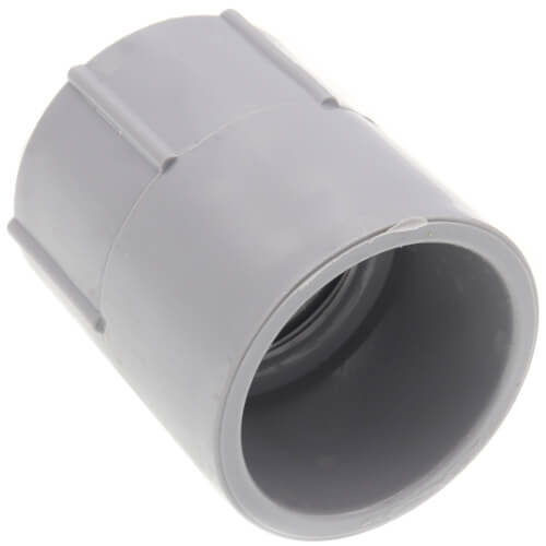 """1"""" PVC Schedule 40 Female Adapter Product Image"""
