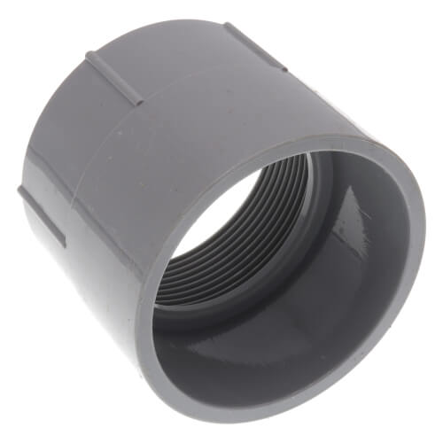 """2"""" PVC Schedule 40 Female Adapter Product Image"""