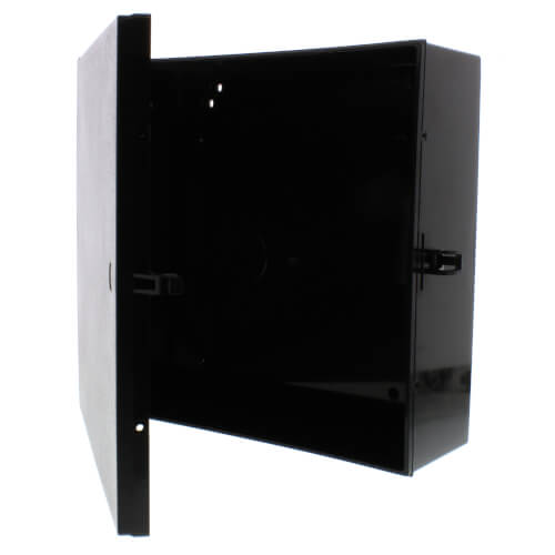 "12"" x 12"" x 4"" Heavy-Duty Non-Metallic Enclosure Box w/ Back Plate Product Image"